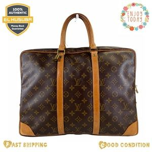 Louis Vuitton businesses bag vowa yaju laptop bag